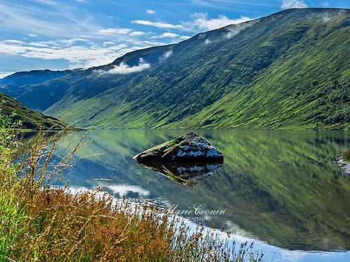 Glenbeg Lake in Ardgroom, Beara Ref: 1- 1151