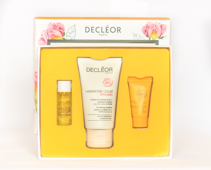Decleor Products available at Amanda's Beauty Salon