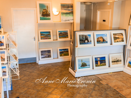 My New Photography Gallery West End, Castletownbere, Beara, West Cork, Open 11am Friday 30th July
