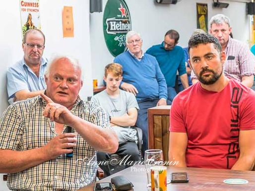 Aquaculture Information meeting held in Castletownbere, Beara, West Cork