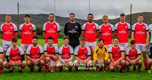 Beara United v Dunbar Celtic Munster Junior Cup 1st round    in Castletownbere
