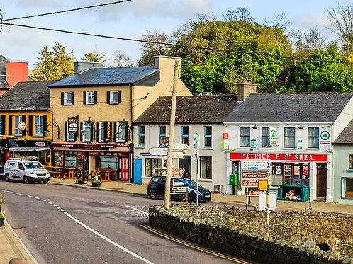 Glengarriff, Beara, Co. Cork