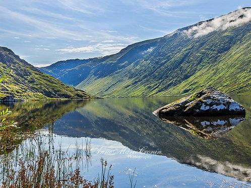 Glenbeg Lake in Ardgroom, Beara Ref: 2- 1160