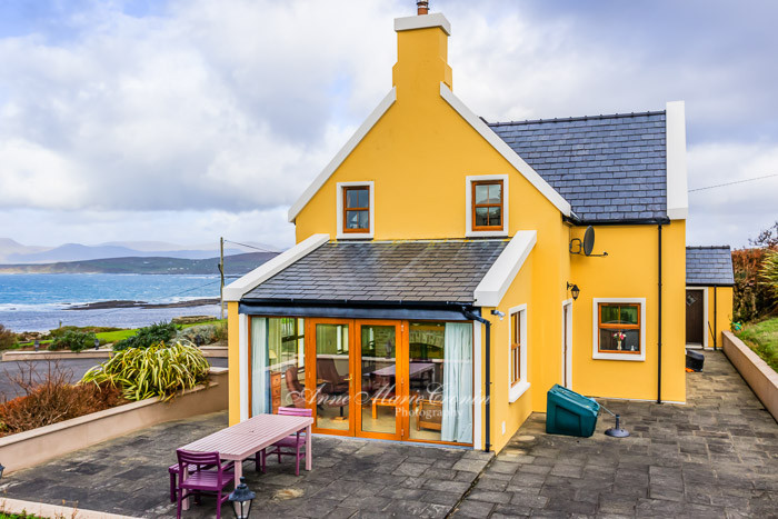 Sea Haven Airbnb located close to Eyeries Village