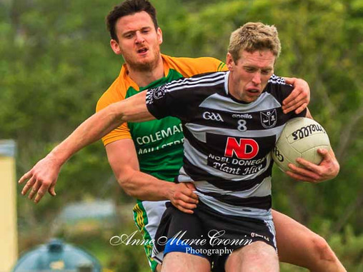 Castletownbere Gaa 1st Round of Cork Credit Union Football Leagues