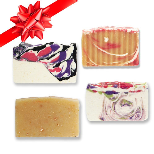 Holiday Soap Bundle 2 | Buy 3 Get 1 Free