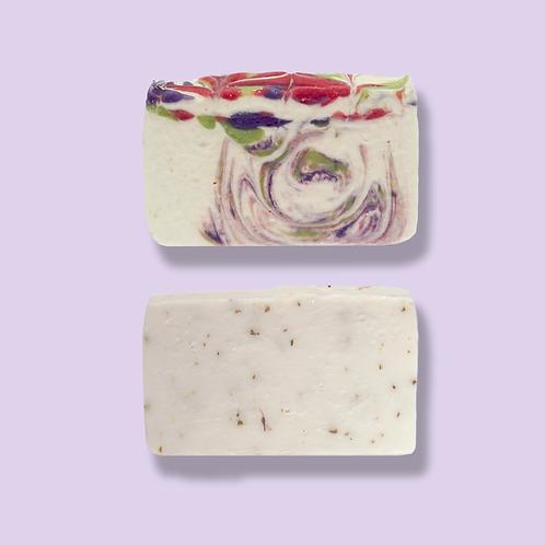 Build Your Own Skin Care Bundle | Body Lotion | Sugar Scrub | Bar Soap | Essenti