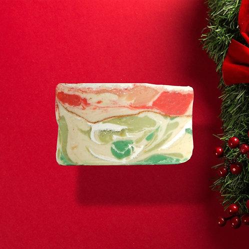 Christmas Spirit Goat's Milk Soap
