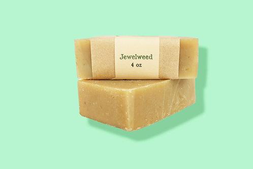 Jewelweed Goat's Milk Soap