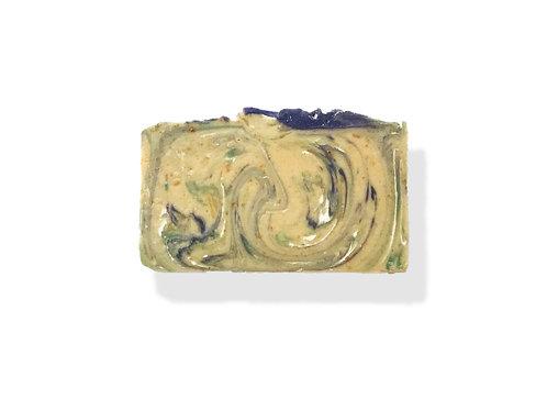 Lavender & Lemongrass Goat's Milk Soap