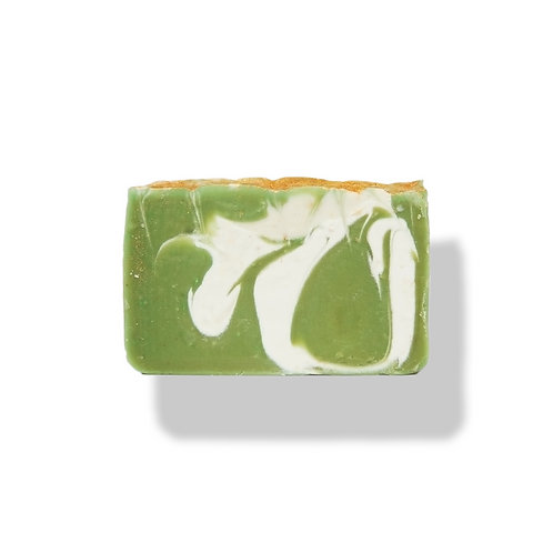 Green Tea Goat's Milk Soap