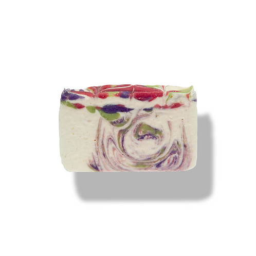 Lavender Haze Goat's Milk Soap
