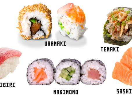 How to Choose the Right Sushi?