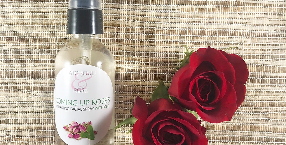 Coming Up Roses with CBD*