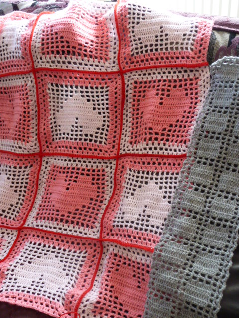 Filet Crochet Workshop