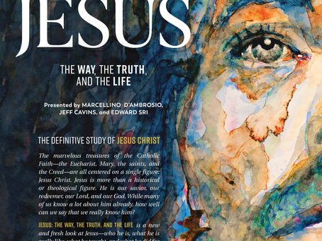 Jesus, the WAY, the TRUTH, and the LIFE