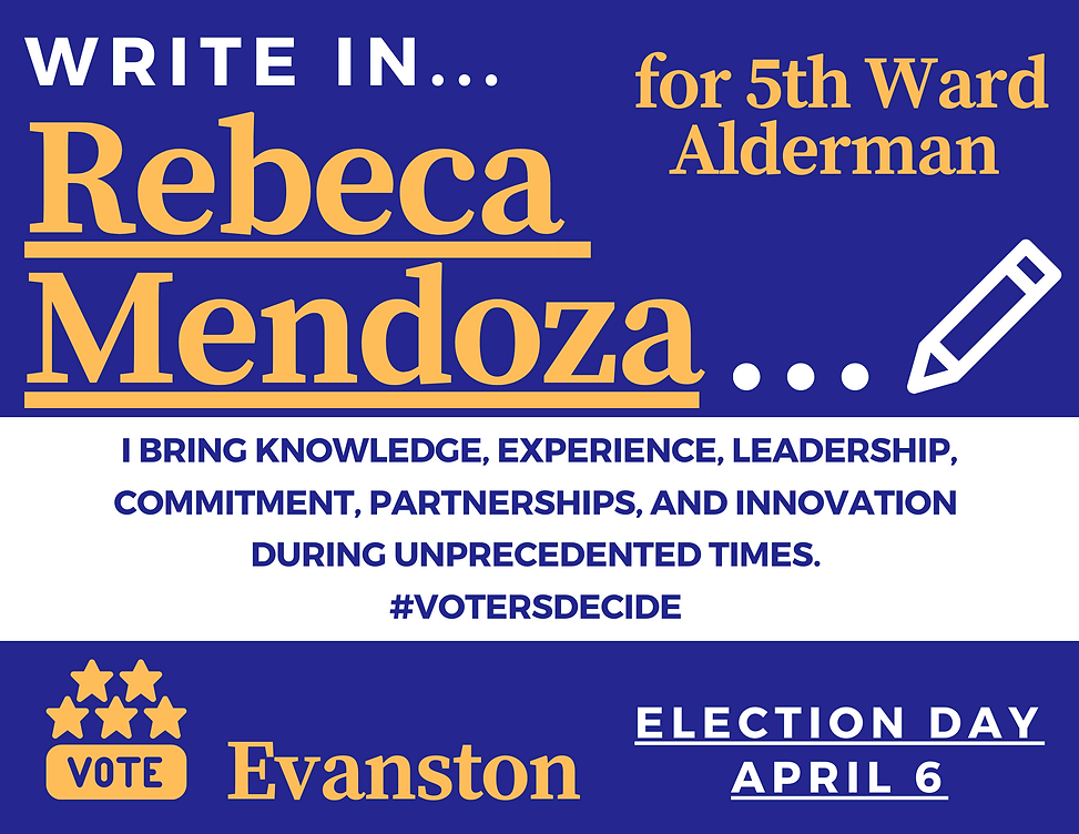 Copy of Copy of Rebeca for 5th Ward Alde
