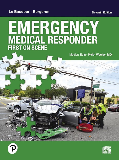 [Textbook Bundle] Emergency Medical Responder, 11th Edition