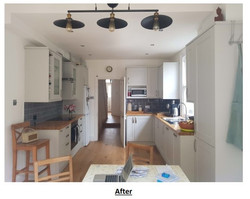 Boundry rd - Before & After