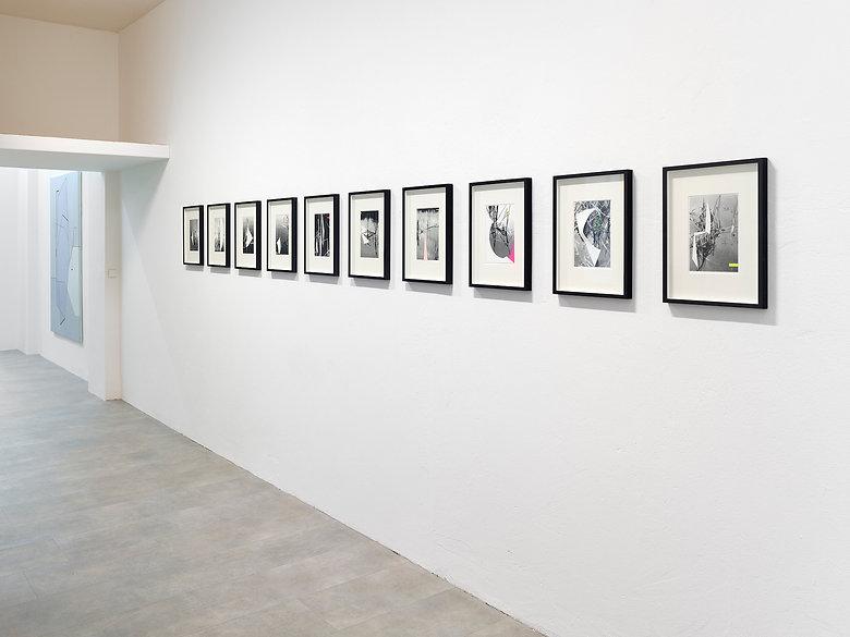 72 dpi Installation View - galerie 1214,