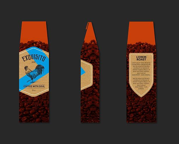 Enticement Design, packaging design