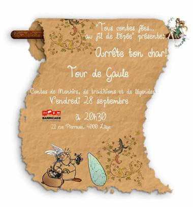 Tour de Gaule