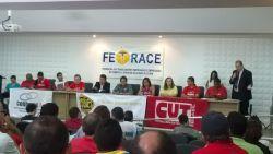 Sindicatos e Federações do NE se reúnem para debater a conjuntura política e construir ações unifica