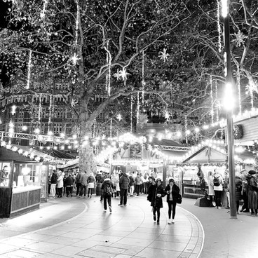 Christmas In London - Central London Over Christmas