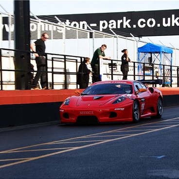 Donnington Park race Circuit - A Day Out As Press