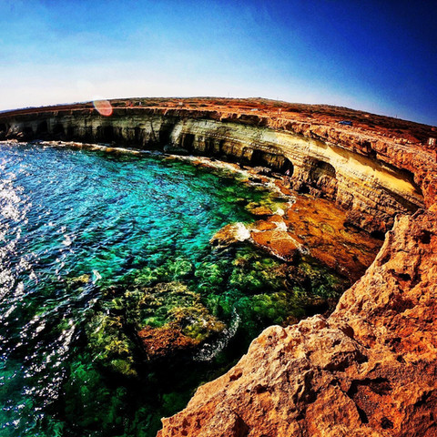 Ayia Napa - Sea Caves Ayia Napa Cyprus