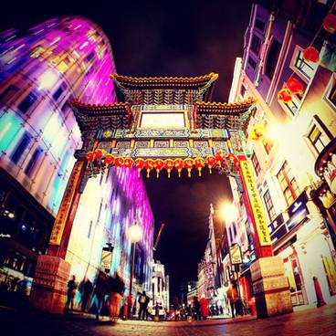China Town Soho London - The Doors To Londons China Town Soho
