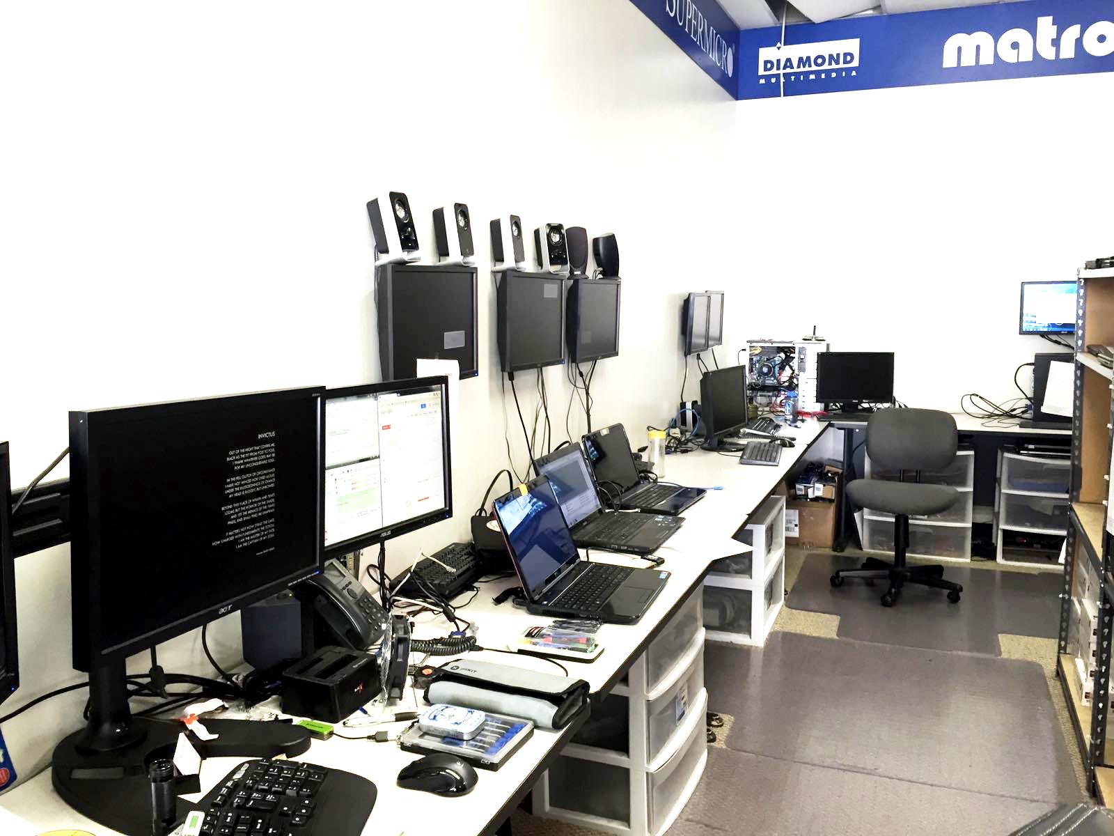 技术研发部门