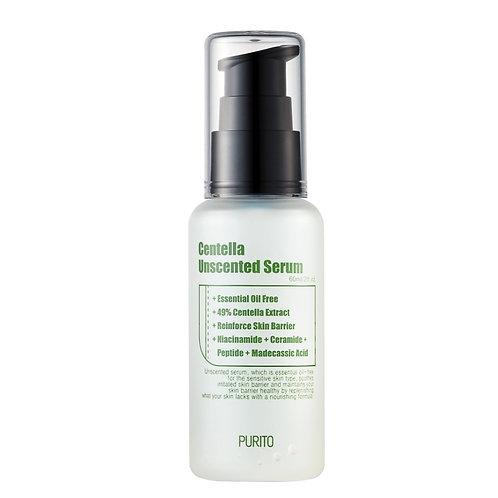 PURITO Сыворотка для чувствительной кожи Centella Unscented Serum, 60 мл