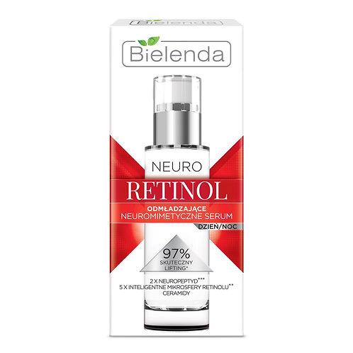 BIELENDA NEURO RETINOL Омолаживающая сыворотка с ретинолом, 30 мл