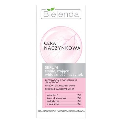 BIELENDA CAPILLARY SKIN Сыворотка для уменьшения видимости капилляров, 30 мл