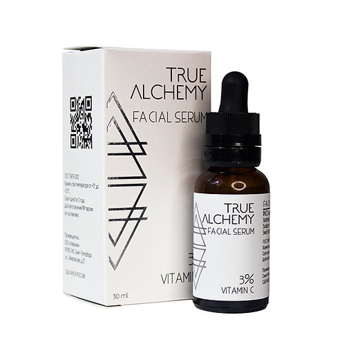TRUE ALCHEMY Vitamin C 3%, 30 мл