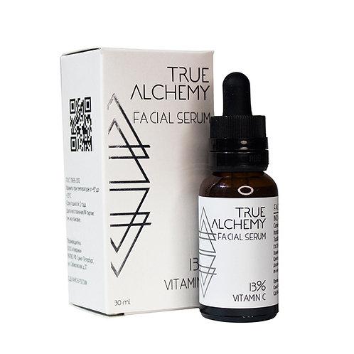 TRUE ALCHEMY Vitamin C 13%, 30 мл