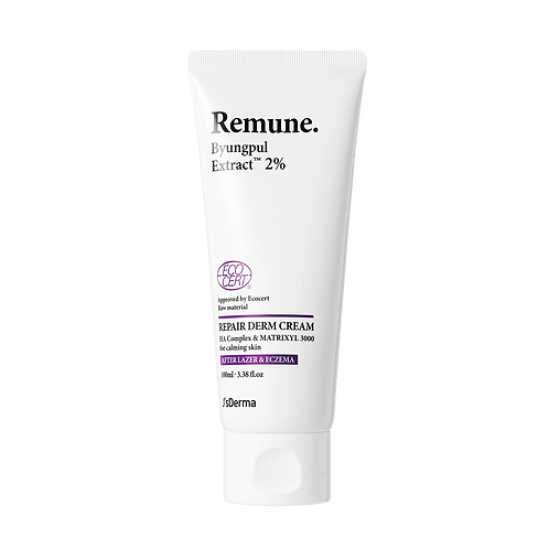 JsDERMA Крем с пептидами Repair Derm Cream After Lazer&Eczema, 100 мл