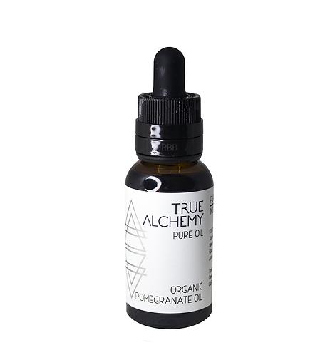 TRUE ALCHEMY Organic Pomegranate Oil (масло гранатовой косточки), 30 мл