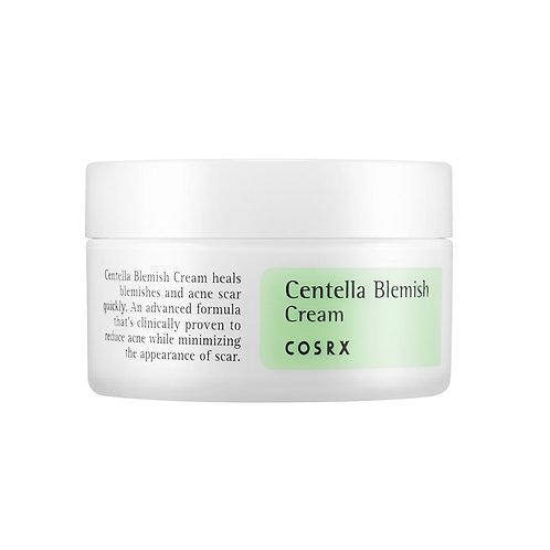 COSRX Крем для лица с экстрактом центеллы Centella Blemish Cream, 30 мл