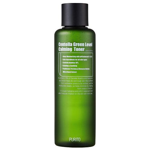 PURITO Тонер успокаивающий с центеллой Centella Green Level Calming Toner, 200мл