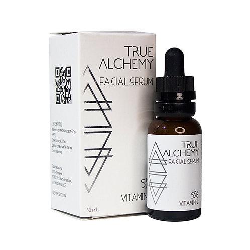 TRUE ALCHEMY Vitamin C 5%, 30 мл