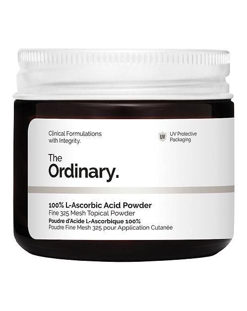 100% L-Ascorbic Acid Powder (100% L-аскорбиновая  кислота в порошке), 20 гр