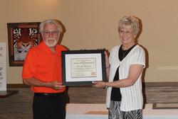 Claribel Benson - Lifetime Award