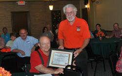 Tom Weber - Lifetime Award