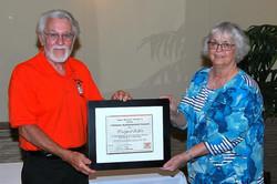 Margaret Griffin - Lifetime Award