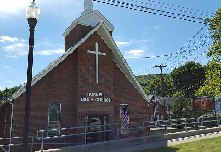 Hornell Bible Church Hornell NY