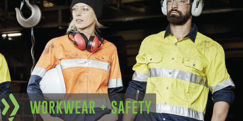 Workwear + Safety