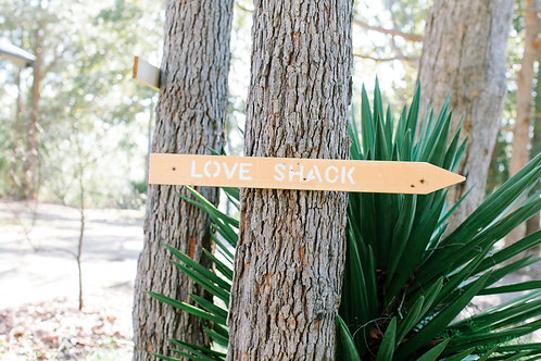 Custom Timber Directional Signs