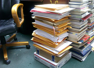Get on top of the slush pile: what to do before sending your book to a publisher